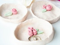 BerriesandButtercup Play Dough Jewelry Bowl